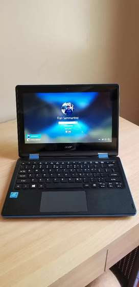 Notebook Acer R3-131T Signature Edition