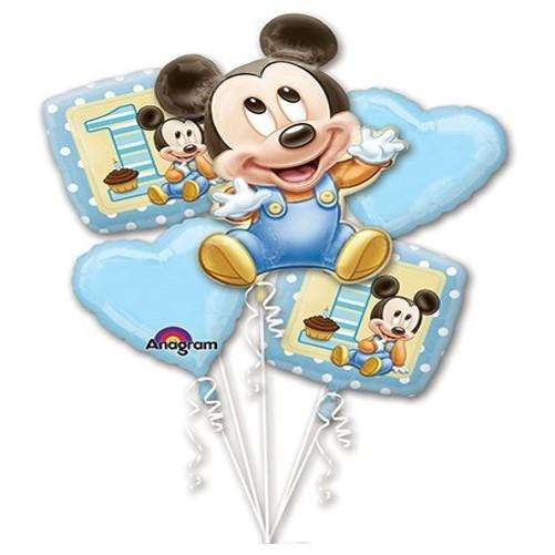 Cumpleaños Set Mickey's baby 1st birthday 0