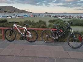Venta y mantenimiento de bicicletas, fabricación de remolque para motos para llevar 3 bicicletas o otros productos