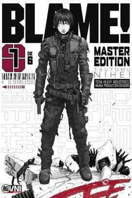 BLAME! Colección nueva completa! (Manga)