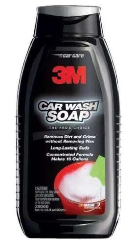 3m Car Wash Soap Jabon Lavado Automoviles Pn 39000s