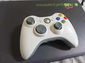 Control blanco xbox 360 inalambrico