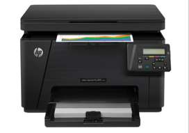 Impresora multifuncional HP Color Laser Jet Pro MFP M176n