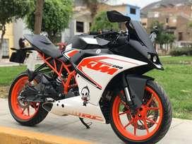 KTM RC 200 NS RS R15 GSX CB FZ25 DUKE CBR