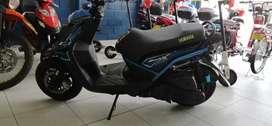 Yamaha bws 2016