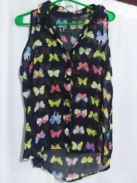 Camisola Mariposas