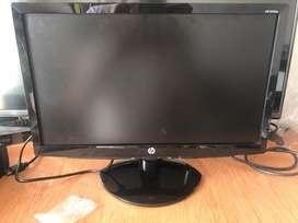 Monitor Hp S1935a Lcd 18.5 Usado