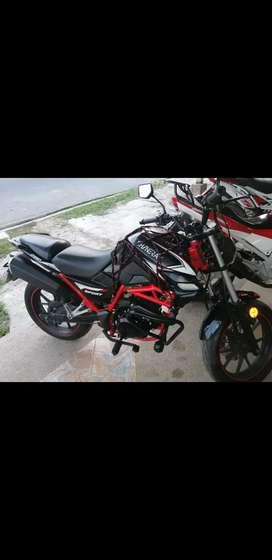 Moto Shineray Sport 200