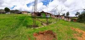 Vendo terreno en Llacanora