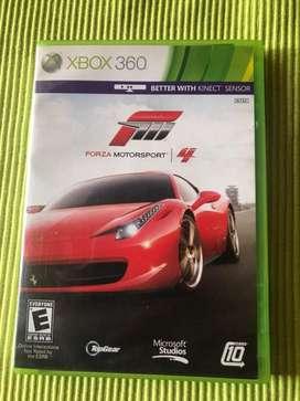 Forza 4 motorsport xbox 360