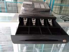 Vendo linda registradora CASIO T280