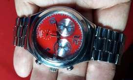 Vendo  o  cambio reloj  SWATCH  CRONOGRAFO suizo  cuarz