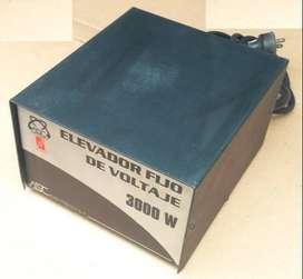 ELEVADOR DE VOLTAJE 110 V A 220 V