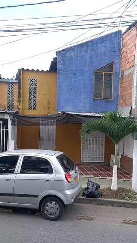 Vendo casa en villa San marcos cali con local y se le puede sacar oarqueadero