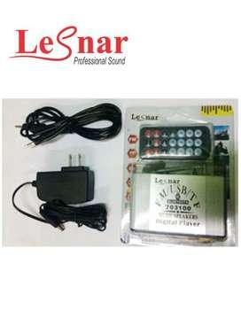 Mini Adaptador USB/SD MP3 / Lesnar/ 703100-KIT