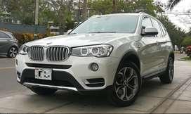 2016 BMW X3 30d DIESEL REFULL