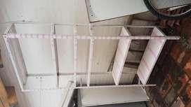 Estanteria mecanica con 5 estantes