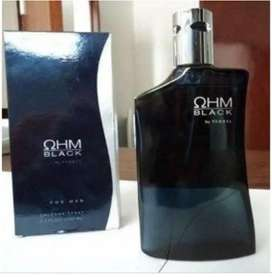 Colonia ohm black yanbal