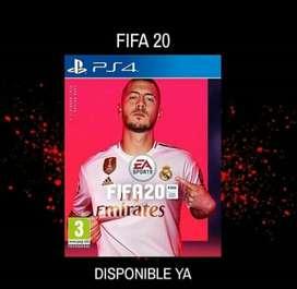 FIFA 2020 DISPONIBLE