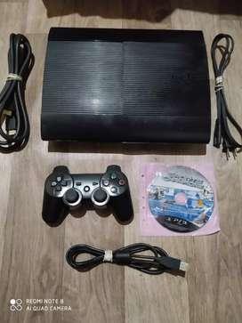 Vendo playstation 3 Super Slim de 250gb