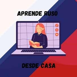 APRENDE RUSO DESDE CASA