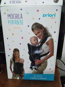 Mochila portabebé Priori