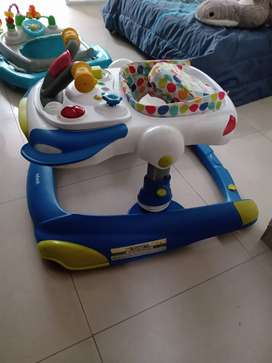 Caminador y Saltarín bebe - Luces infanti