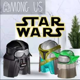 Among Us - Pack De 3 Star Wars - Full Color