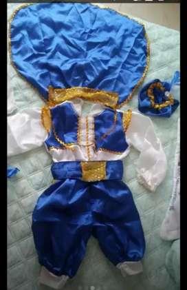 Disfraz de príncipe talla 12 a 24 meses