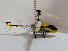 Helicoptero a control remoto