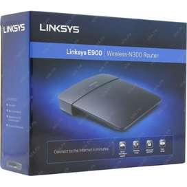 Router WIFI linksys E900