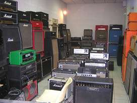 reparacion amplificadores, valvulas y transistores