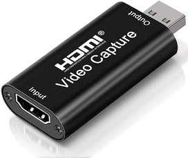 TARJETA CAPTURADORA DE VÍDEO Y AUDIO 4K CAM LINK CARD HDMI A USB