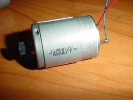 Motorcitos Experimentos Fuente Para Batería Motor