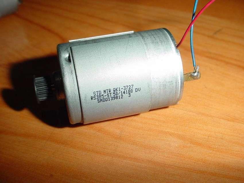 Motorcitos Experimentos Fuente Para Batería Motor 0