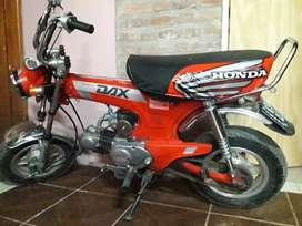 Vendo Honda Dax japon