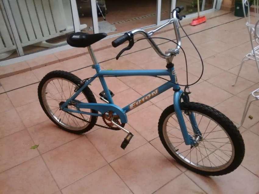 Bicicleta niño nueva 0