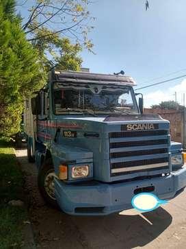 Excelente camión scania modelo 97