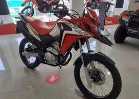 Moto Honda XRE 300 Rally 2021