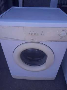 Lavarropas Whirlpool con garantía