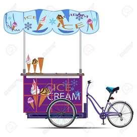 Necesito vendedores con triciclo