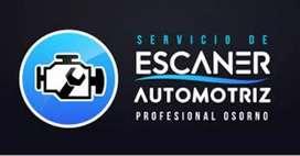 Servicio de scanner automotriz