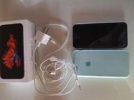 Iphone 6s 32gb usado con 6 meses de uso