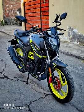 VENDO MOTO NEXUS 200 SS