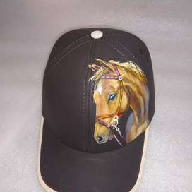 Gorras personalizadas para caballistas