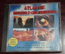 ATLAS DE PATOLOGÍA BOVINA (CD)