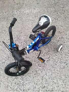 Bicicleta niñ