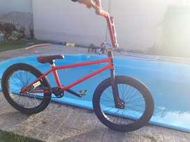 Vendo bicicleta de BMX
