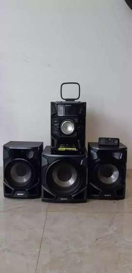 Oferta!!! Equipo de sonido marca SONY