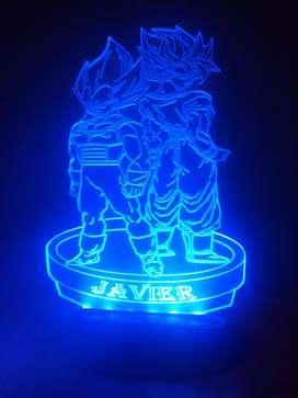 Vendo hermosas lamparas led
